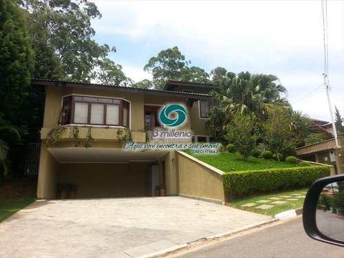 Casa de Condomínio, código 1723 em Cotia, bairro Parque das Rosas
