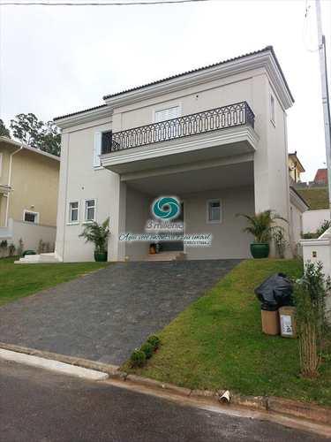 Casa de Condomínio, código 1660 em Cotia, bairro Nakamura Park