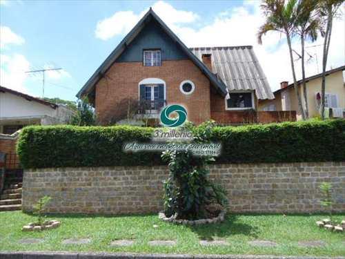Casa de Condomínio, código 1645 em Cotia, bairro Granja Viana