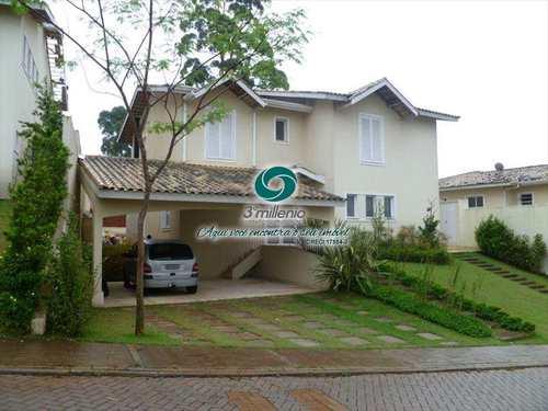 Casa de Condomínio, código 1572 em Cotia, bairro Bosque do Vianna