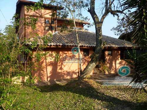 Casa de Condomínio, código 1520 em Carapicuíba, bairro Chácara dos Lagos