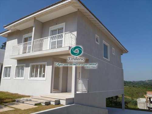 Casa de Condomínio, código 1376 em Cotia, bairro Chácaras São Carlos