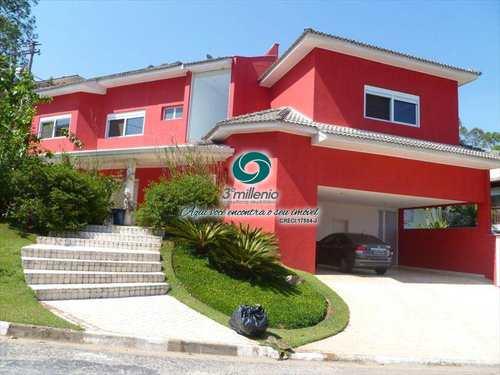 Casa de Condomínio, código 1331 em Embu das Artes, bairro Área Rural de Embu das Artes