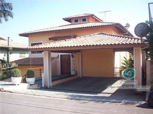 Casa de Condomínio, código 1294 em Carapicuíba, bairro Granja Viana