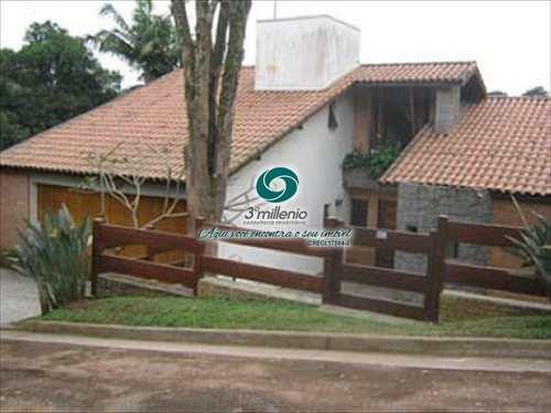 Casa de Condomínio, código 1286 em Carapicuíba, bairro Granja Viana