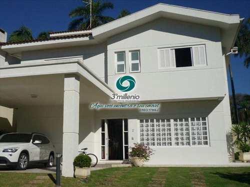 Casa de Condomínio, código 1468 em Cotia, bairro Vila Santo Antonio de Carapicuiba