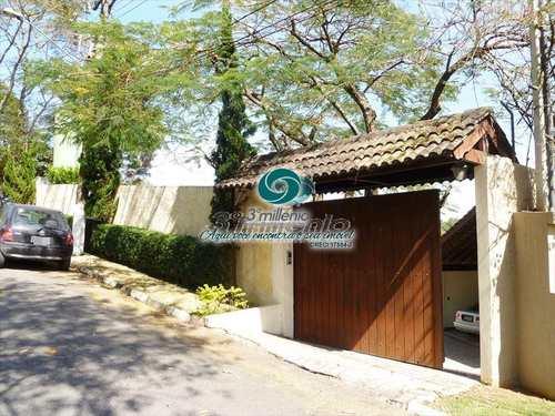 Casa de Condomínio, código 1240 em Carapicuíba, bairro Águas da Fazendinha