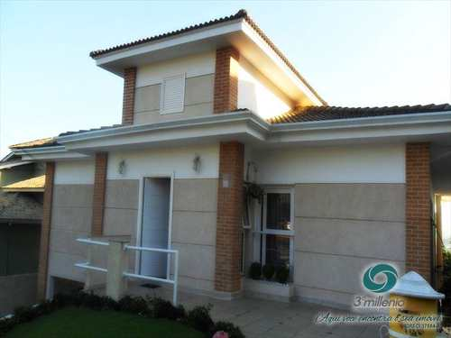 Casa de Condomínio, código 1206 em Carapicuíba, bairro Aldeia da Fazendinha