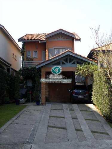Casa de Condomínio, código 595 em Cotia, bairro Granja Viana