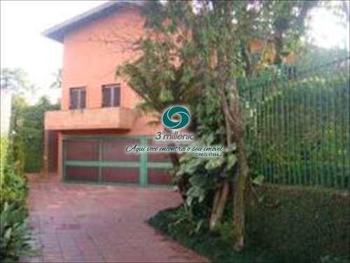 Casa de Condomínio, código 574 em Cotia, bairro Chácaras do Refúgio-Granja Viana