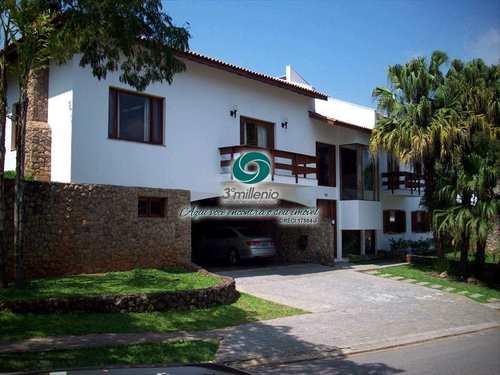 Casa de Condomínio, código 572 em Cotia, bairro Granja Viana