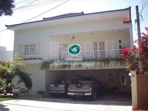 Casa de Condomínio, código 564 em Cotia, bairro Granja Viana