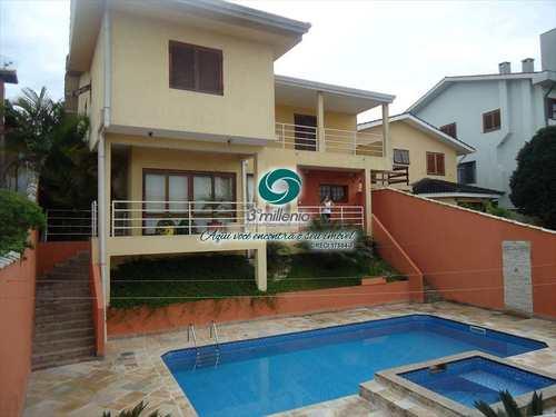 Casa de Condomínio, código 561 em Cotia, bairro Granja Viana