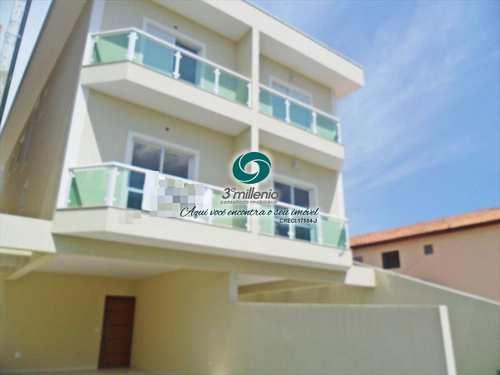 Casa de Condomínio, código 546 em Cotia, bairro Granja Caiapiá