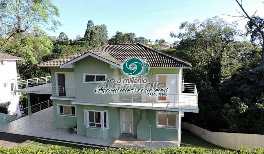 Casa em Carapicuíba, bairro Granja Viana