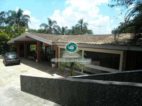 Casa de Condomínio, código 463 em Cotia, bairro Granja Viana