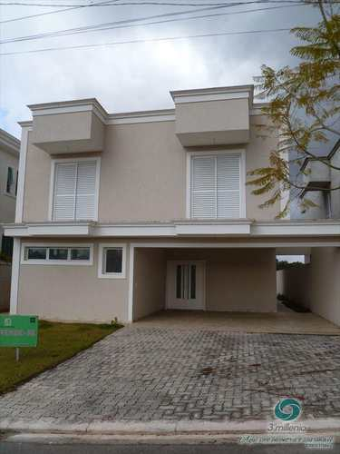 Casa de Condomínio, código 427 em Cotia, bairro Residencial dos Lagos