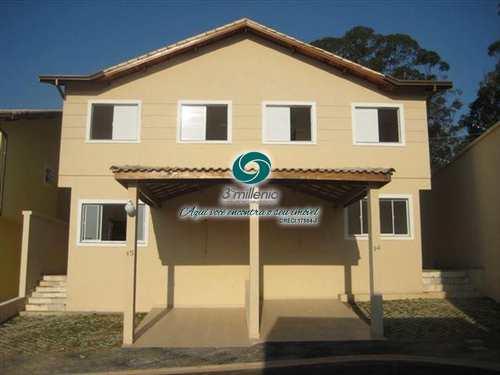 Casa de Condomínio, código 422 em Cotia, bairro Chácara Pavoeiro