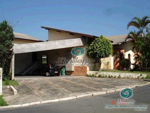 Casa de Condomínio, código 368 em Cotia, bairro Granja Viana