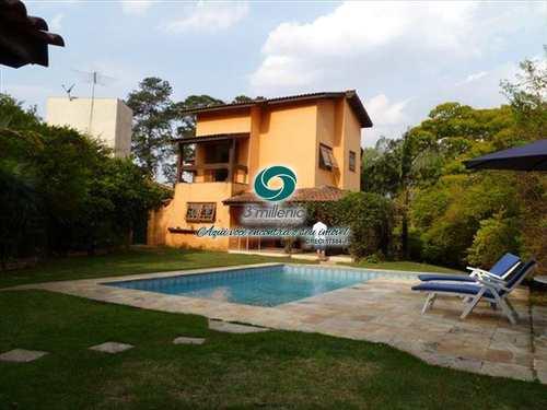Casa de Condomínio, código 302 em Cotia, bairro Vila Santo Antônio