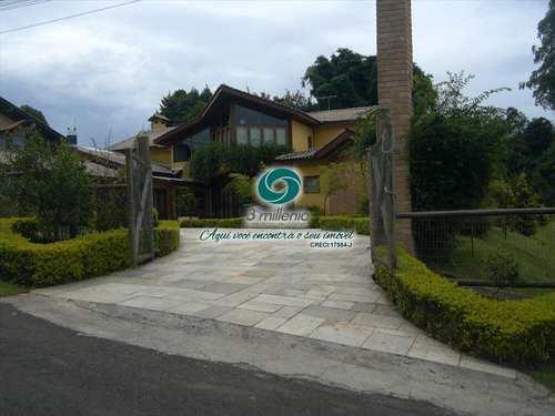 Casa de Condomínio, código 276 em Cotia, bairro Granja Viana