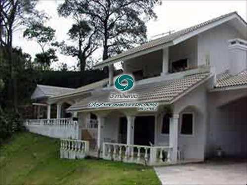 Casa de Condomínio, código 250 em Carapicuíba, bairro Jardim Colonial