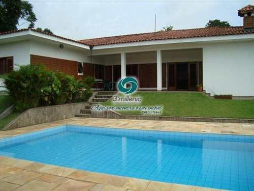 Casa, código 235 em Cotia, bairro Jardim Algarve