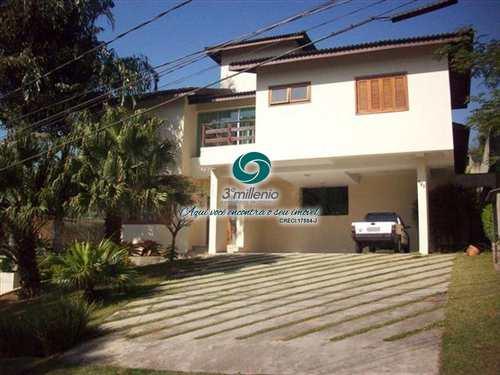Casa, código 207 em Cotia, bairro Granja Viana II - Gleba I