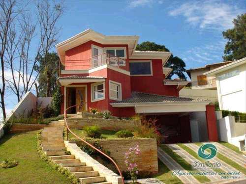 Casa de Condomínio, código 188 em Carapicuíba, bairro Granja Viana