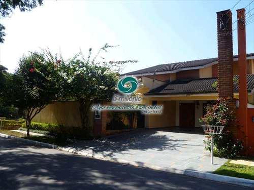 Casa de Condomínio, código 182 em Cotia, bairro Horizontal Park