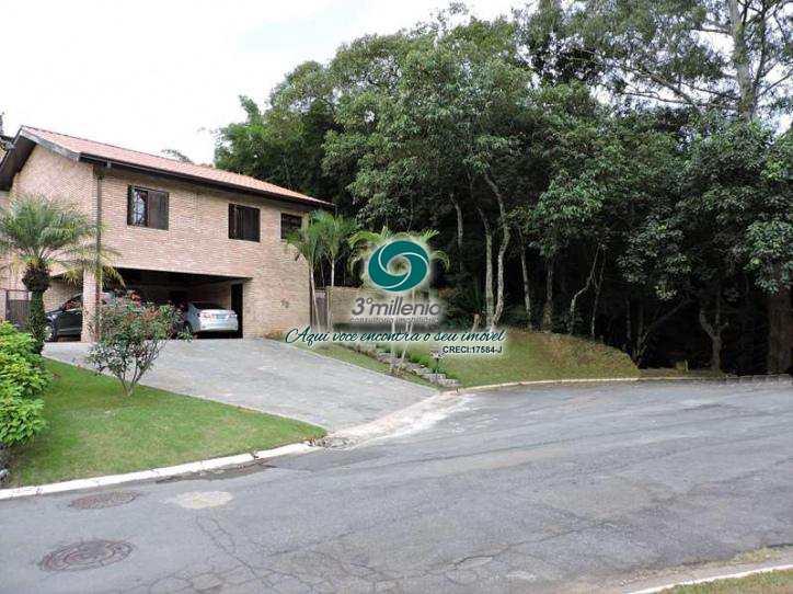 Casa de Condomínio em Barueri, no bairro São Fernando Residência