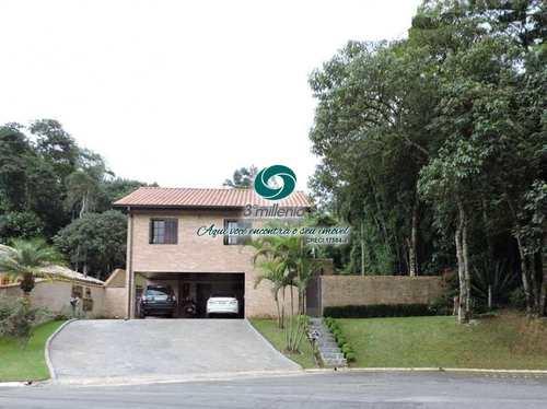 Casa de Condomínio, código 30277 em Barueri, bairro São Fernando Residência