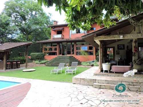 Casa de Condomínio, código 30278 em Cotia, bairro Paisagem Renoir