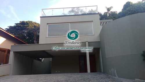 Sobrado de Condomínio, código 30284 em Carapicuíba, bairro Pousada dos Bandeirantes