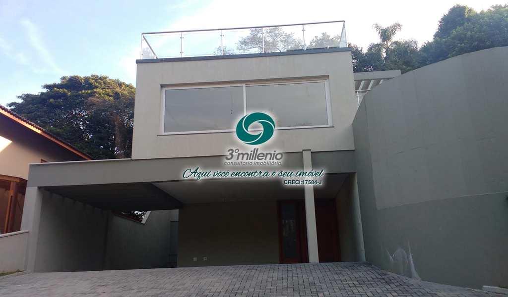 Sobrado de Condomínio em Carapicuíba, bairro Pousada dos Bandeirantes