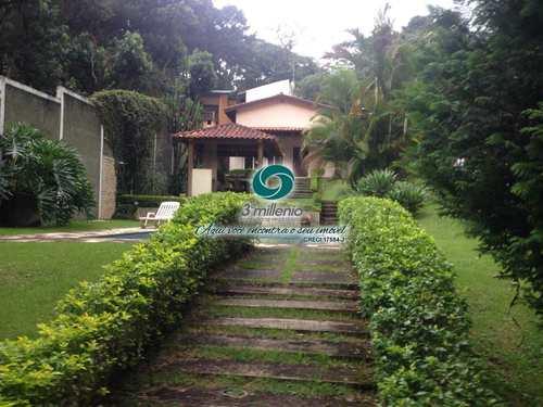 Casa, código 30294 em Carapicuíba, bairro Chácara Santa Lúcia dos Ypes