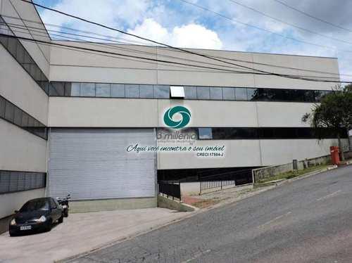 Galpão, código 30296 em Cotia, bairro Vila Jovina