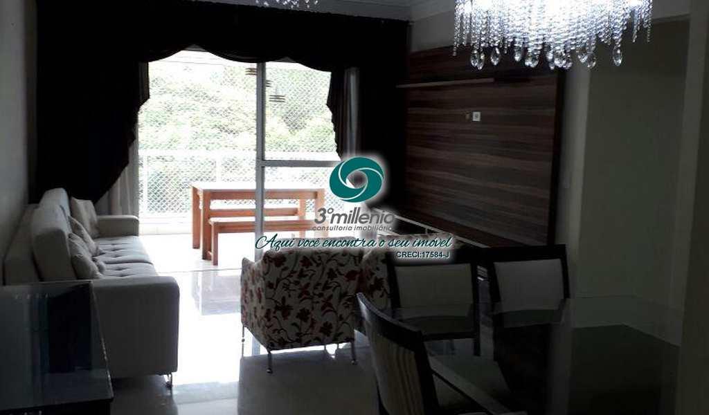 Apartamento em Cotia, bairro Chácara Pavoeiro