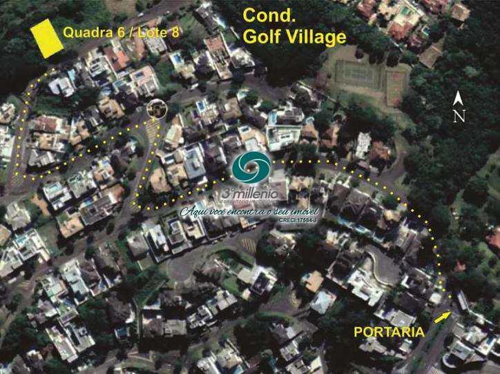 Terreno de Condomínio em Carapicuíba, no bairro Granja Viana