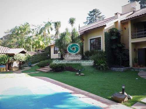 Casa, código 30308 em Cotia, bairro Vila Santo Antônio