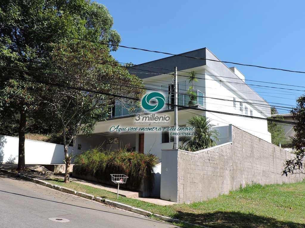 Casa em Cotia, no bairro São Paulo II