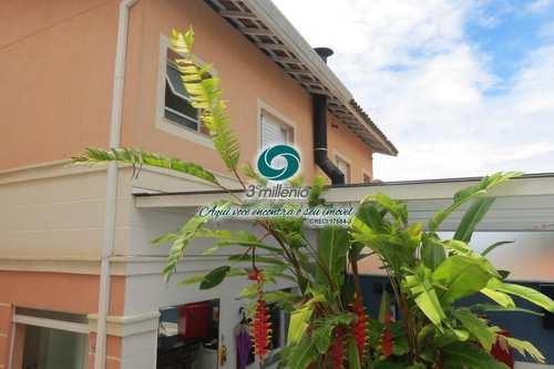Sobrado de Condomínio, código 30316 em Cotia, bairro Paisagem Renoir