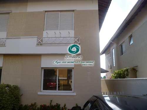 Casa de Condomínio, código 30324 em Cotia, bairro Vila Santo Antônio