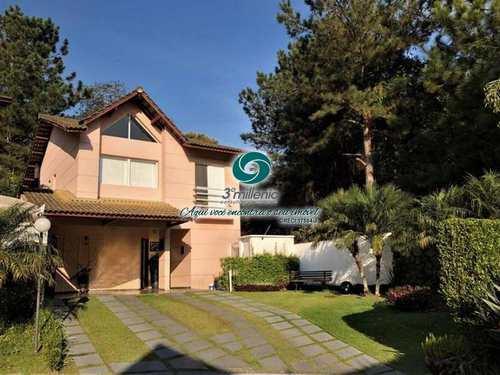 Casa de Condomínio, código 30328 em Cotia, bairro Jardim Colibri