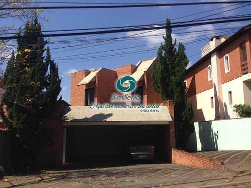 Sobrado de Condomínio, código 30361 em Cotia, bairro Jardim São Paulo II