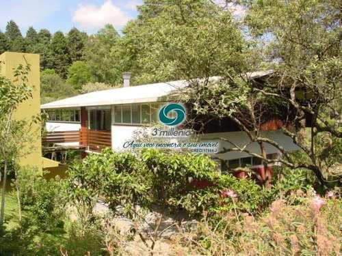 Casa de Condomínio, código 30367 em Carapicuíba, bairro Chácara do Refúgio