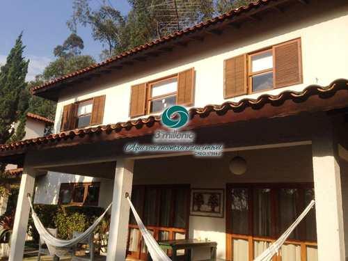 Casa de Condomínio, código 30370 em Carapicuíba, bairro Chácara do Refúgio