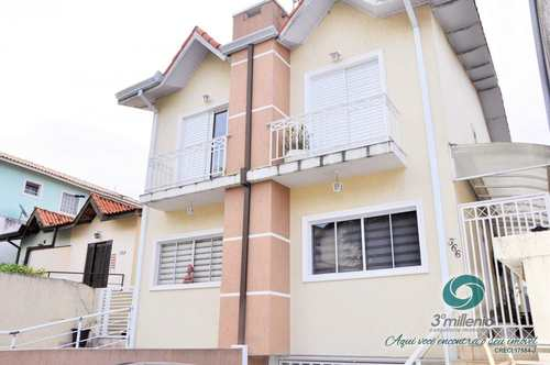 Casa, código 30399 em Cotia, bairro Jardim Rio das Pedras