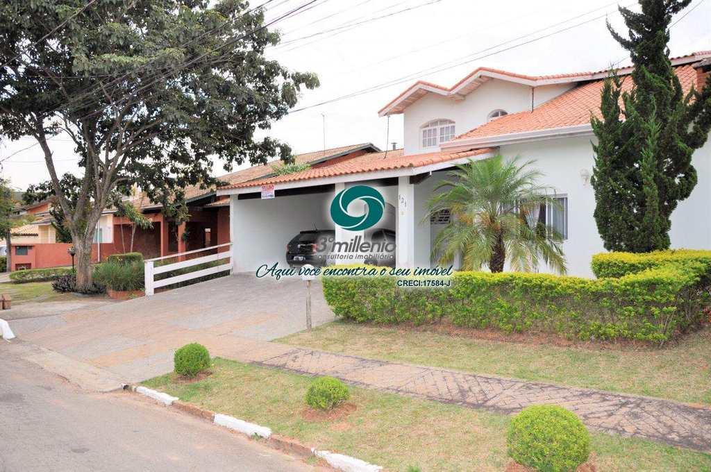 Casa de Condomínio em Vargem Grande Paulista, no bairro Centro
