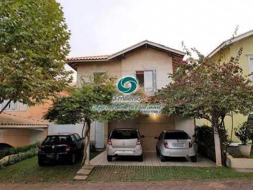 Casa de Condomínio, código 30406 em Cotia, bairro Jardim Passárgada I